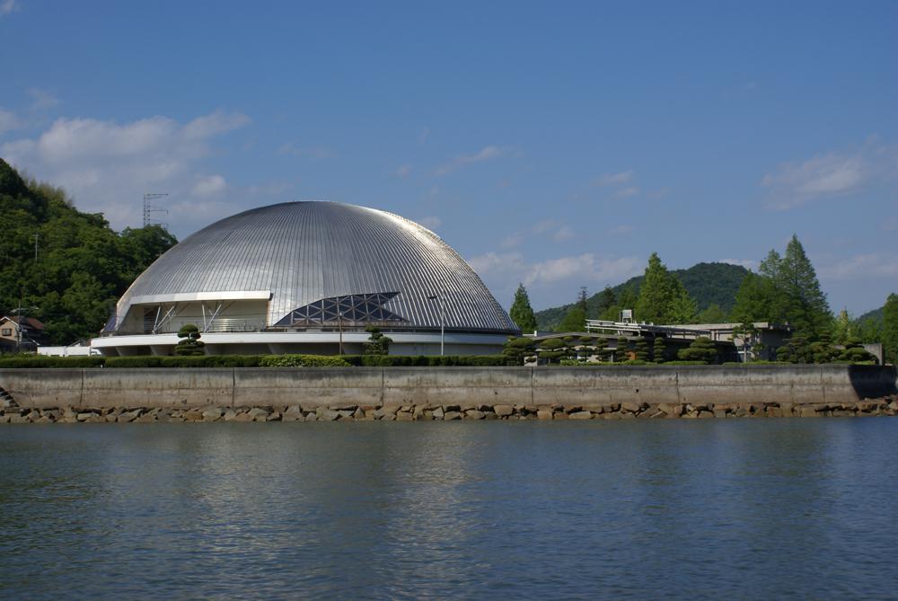 カブトガニ博物館