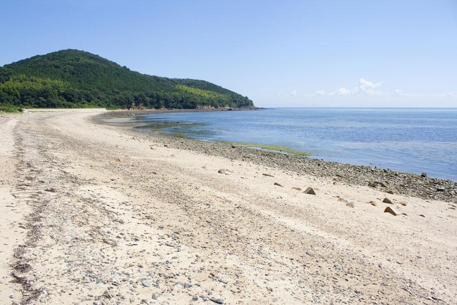 尻川海水浴場