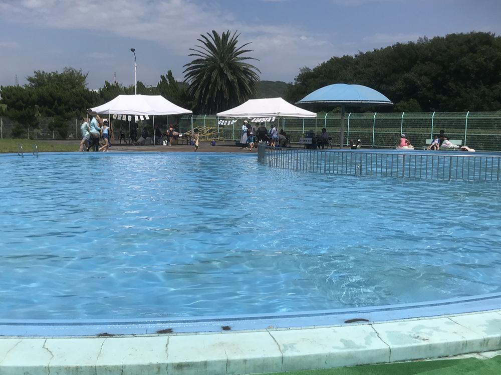 竹ケ端運動公園プール