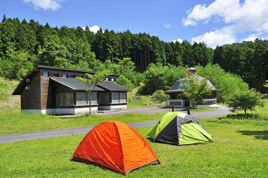 らかん高原オートキャンプ