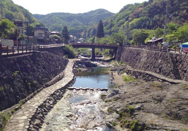 塩江温泉郷