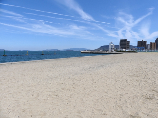 大的場海岸