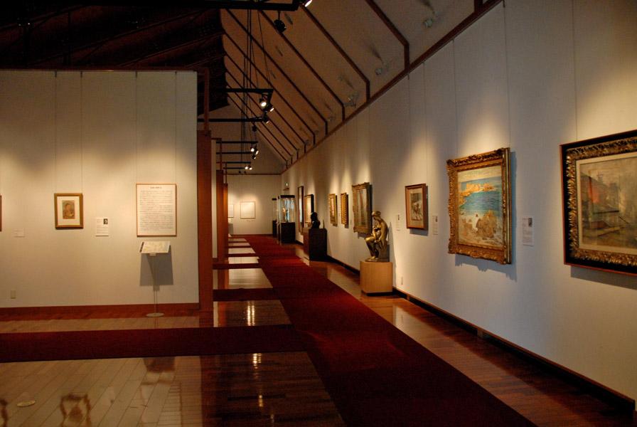 ウッドワン美術館