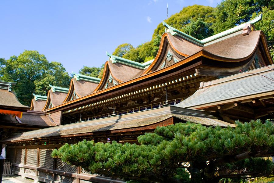 下関住吉神社