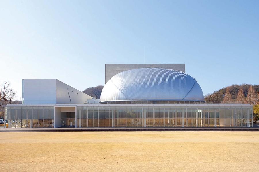 三原市芸術文化センターポポロ